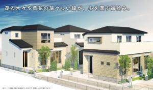 カーサ・ソプラ 松戸・稔台 第1次